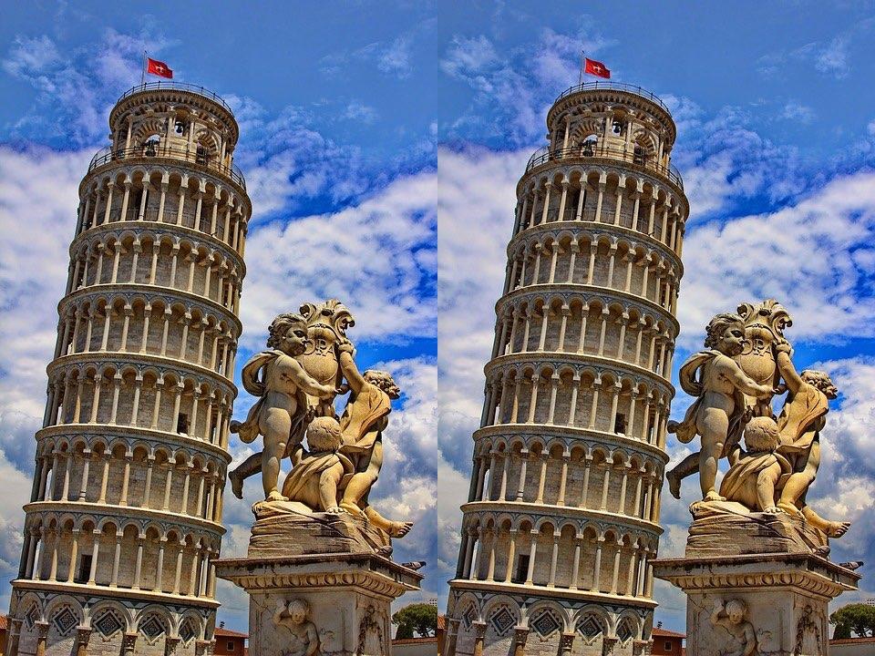 Precisión y entorno en la Torre de Pisa